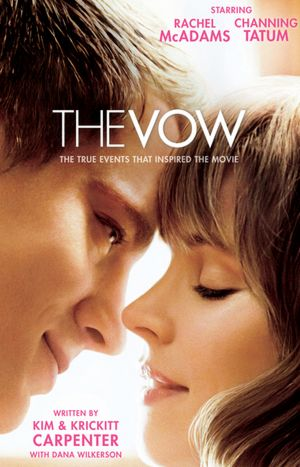 The Vow - Book Cover