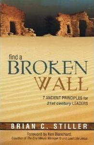 Find a Broken Wall