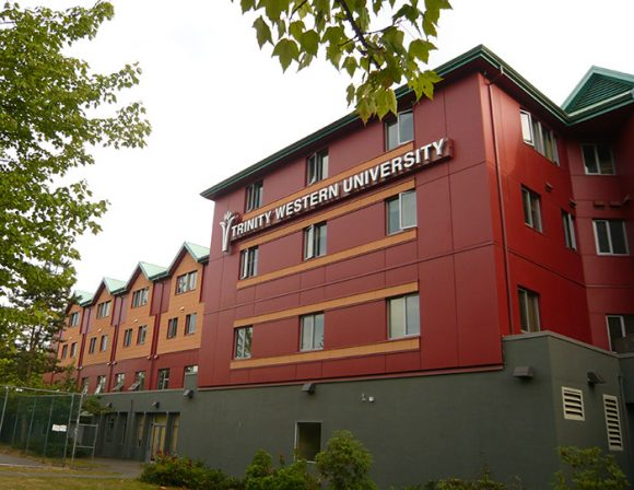North Western Hall - Trinity Western University